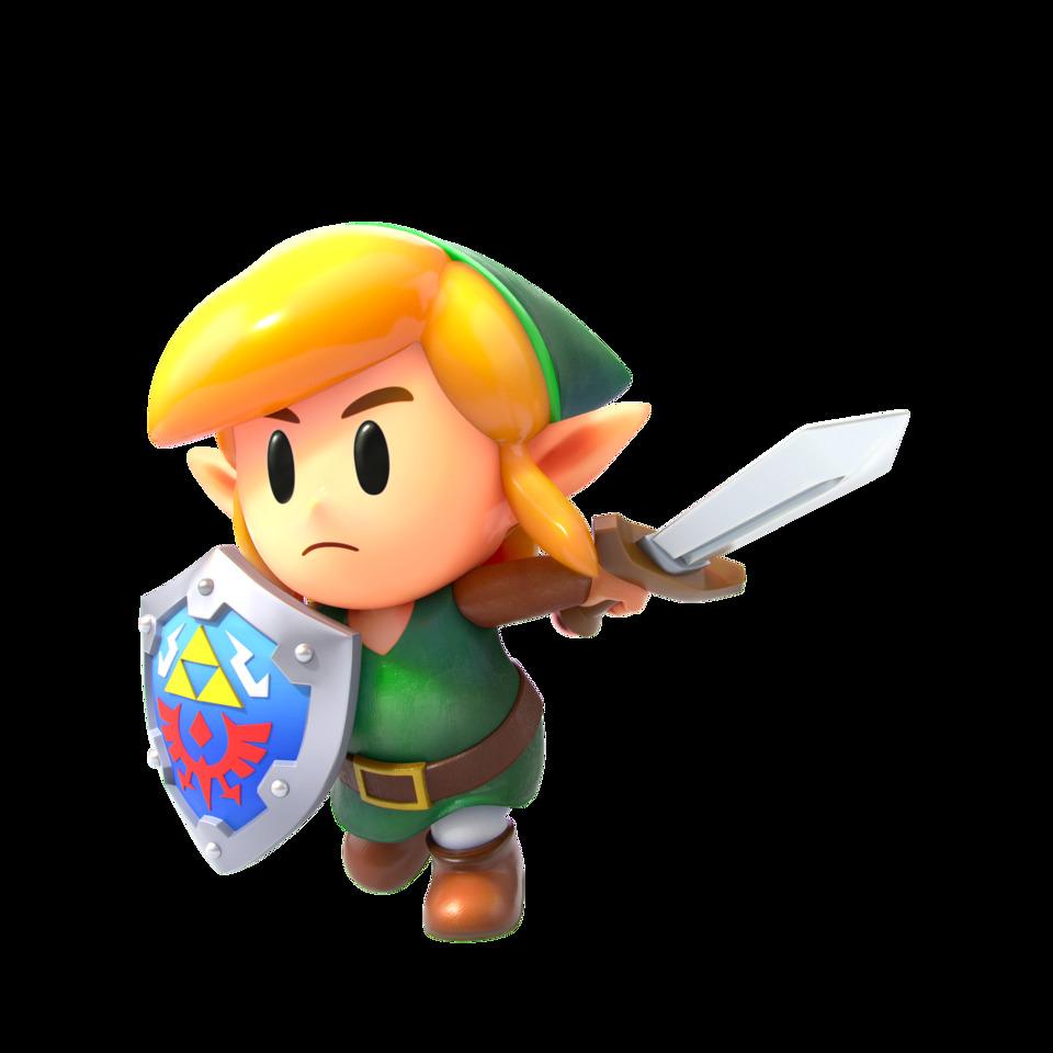 Персонаж - Legend of Zelda: Link's Awakening, the