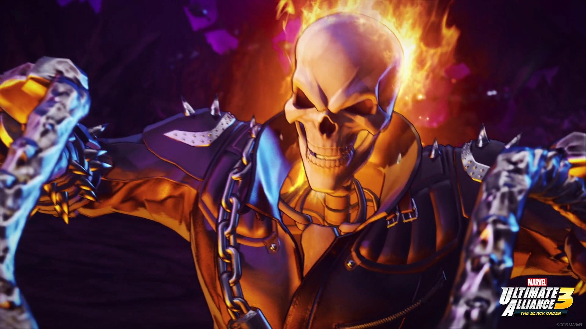 Геймплей - Marvel Ultimate Alliance 3: The Black Order