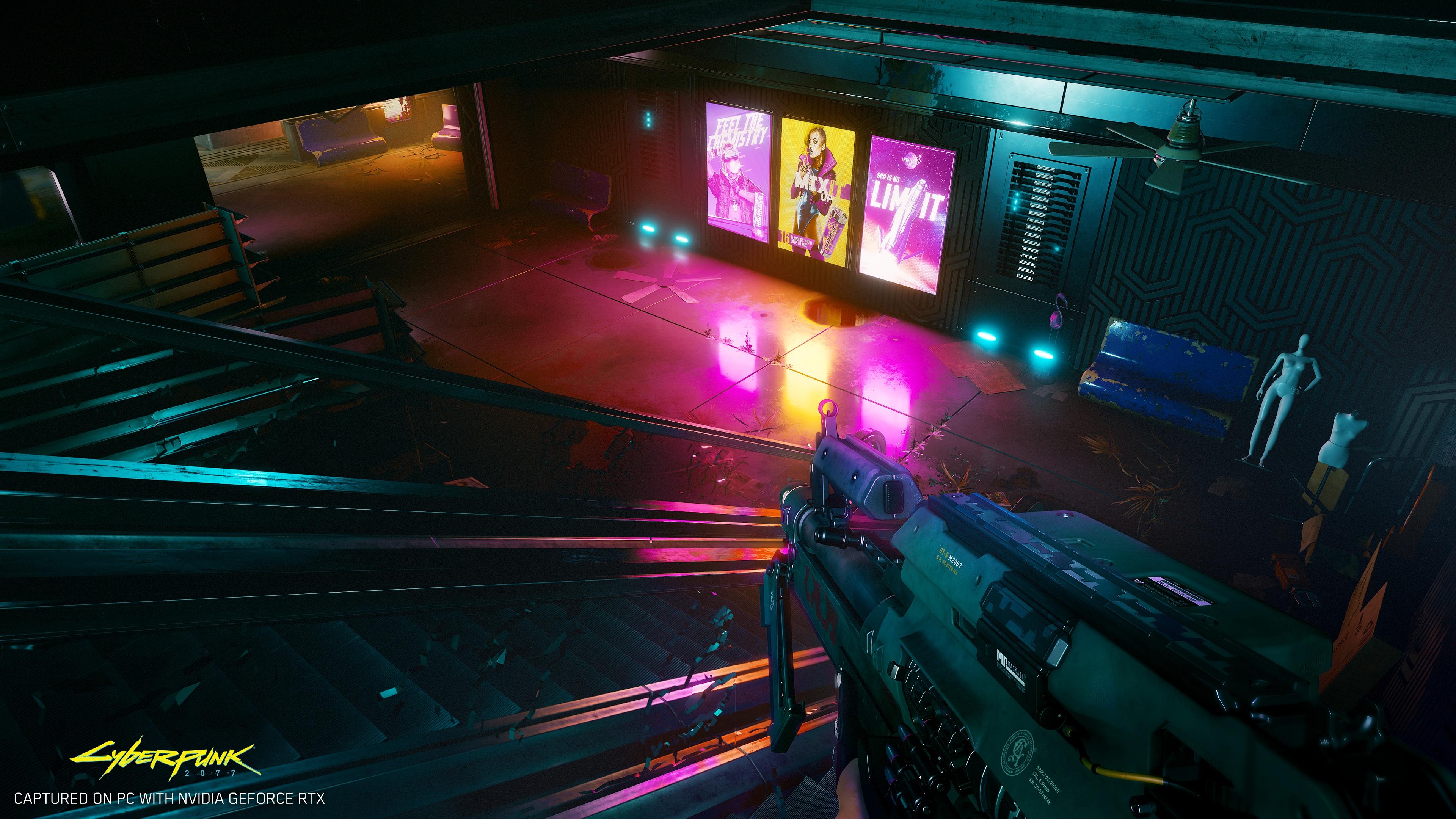 RTX - Cyberpunk 2077 4K