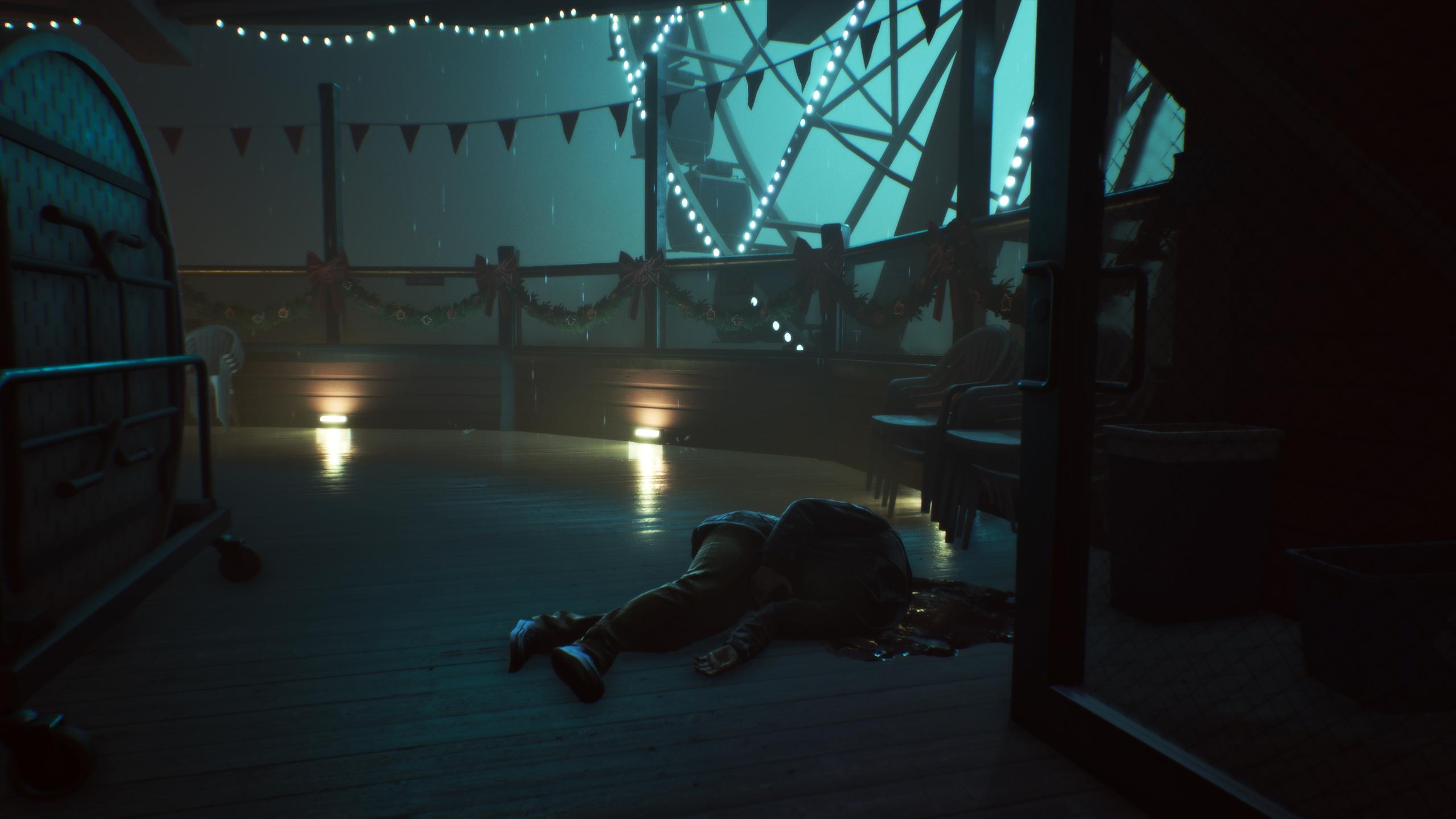 Геймплей - Vampire: The Masquerade - Bloodlines 2