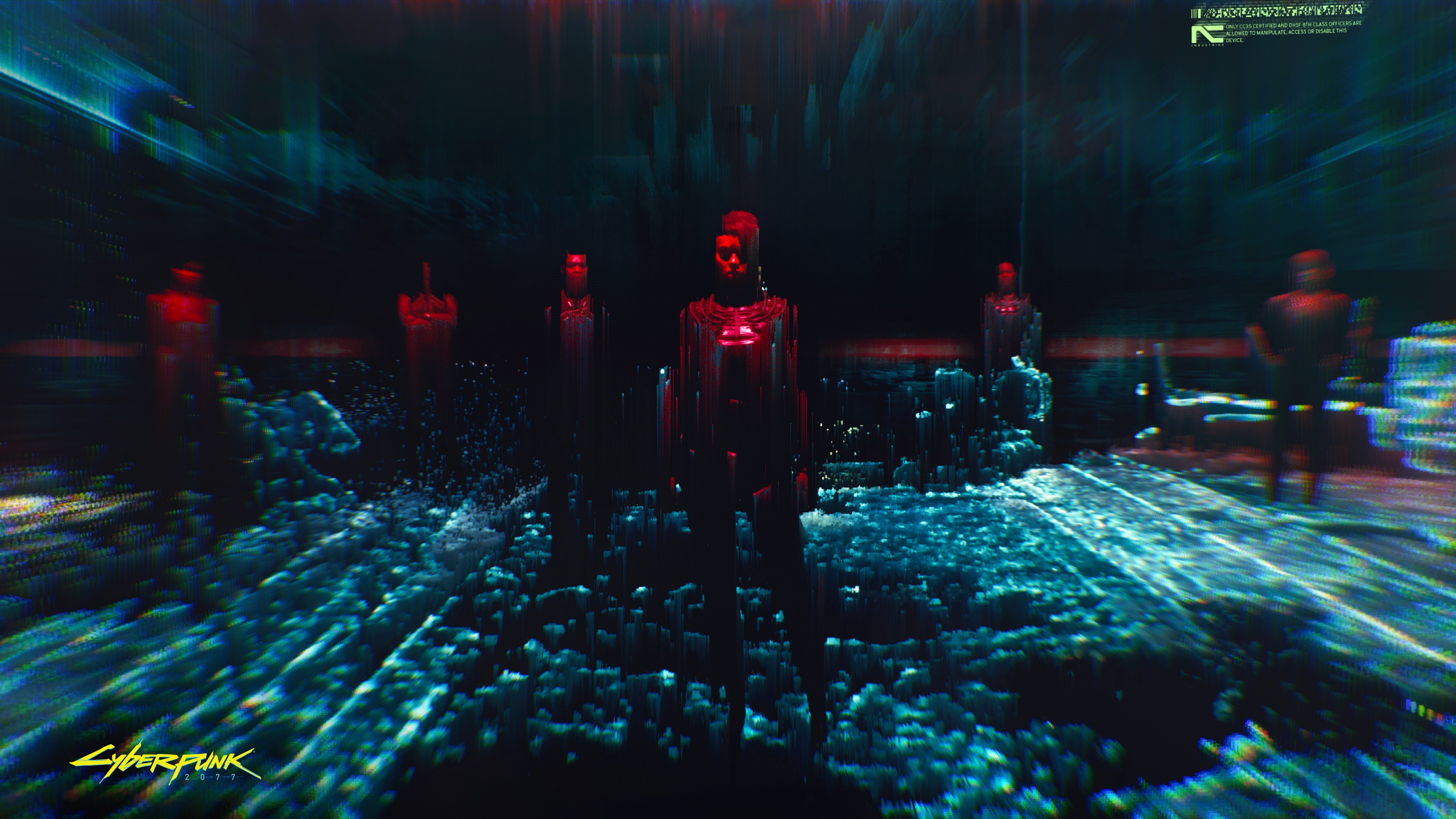 Геймплей - Cyberpunk 2077 4K