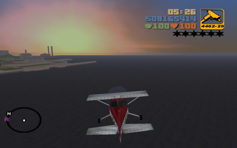Рассвет - Grand Theft Auto 3