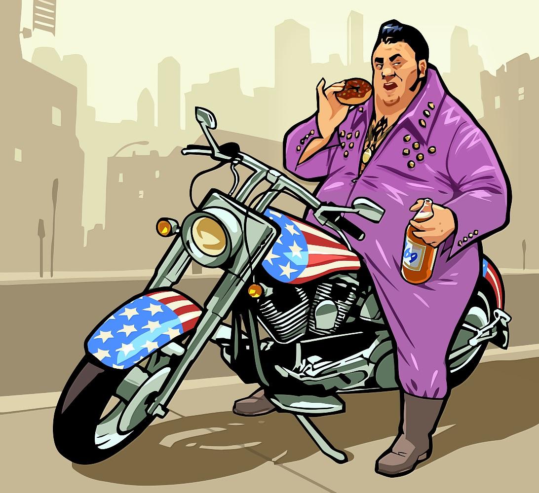LesterLerocArtwork_GTACW.jpg - Grand Theft Auto: Chinatown Wars Арт