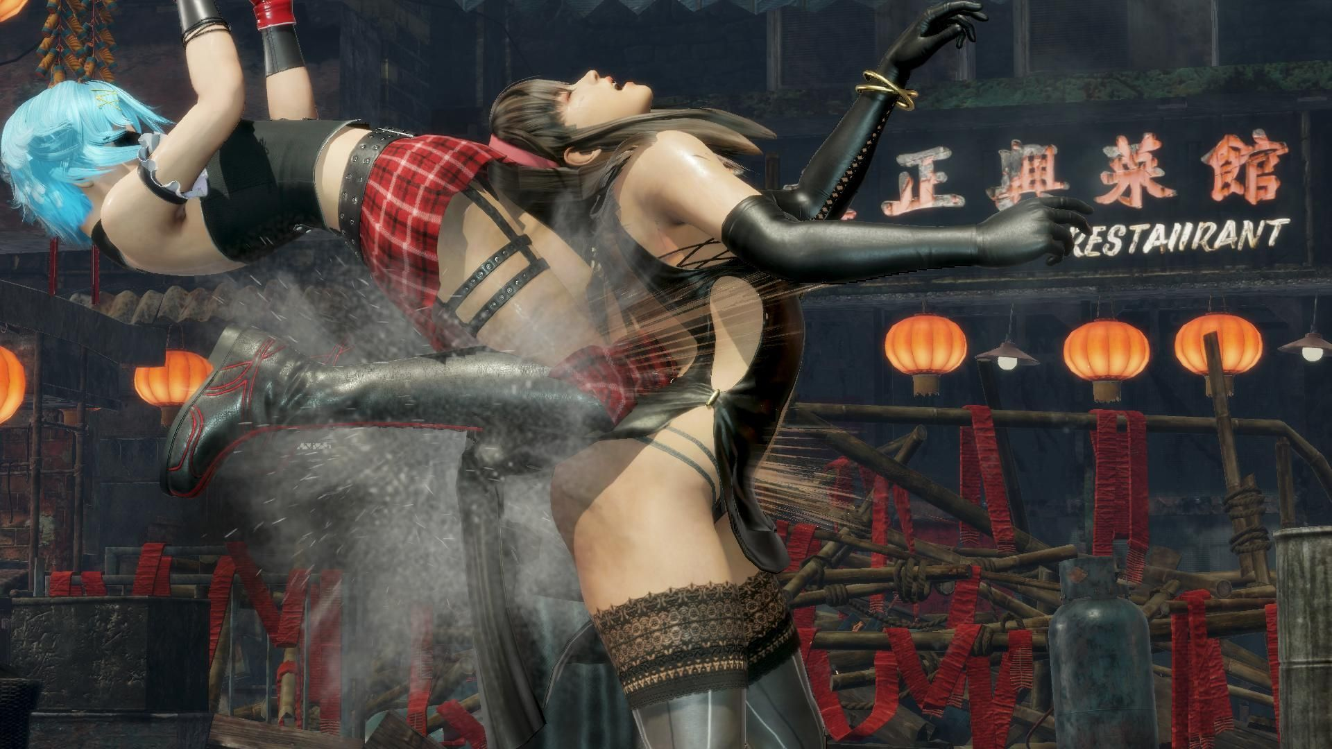 Chinese Festival - Dead or Alive 6