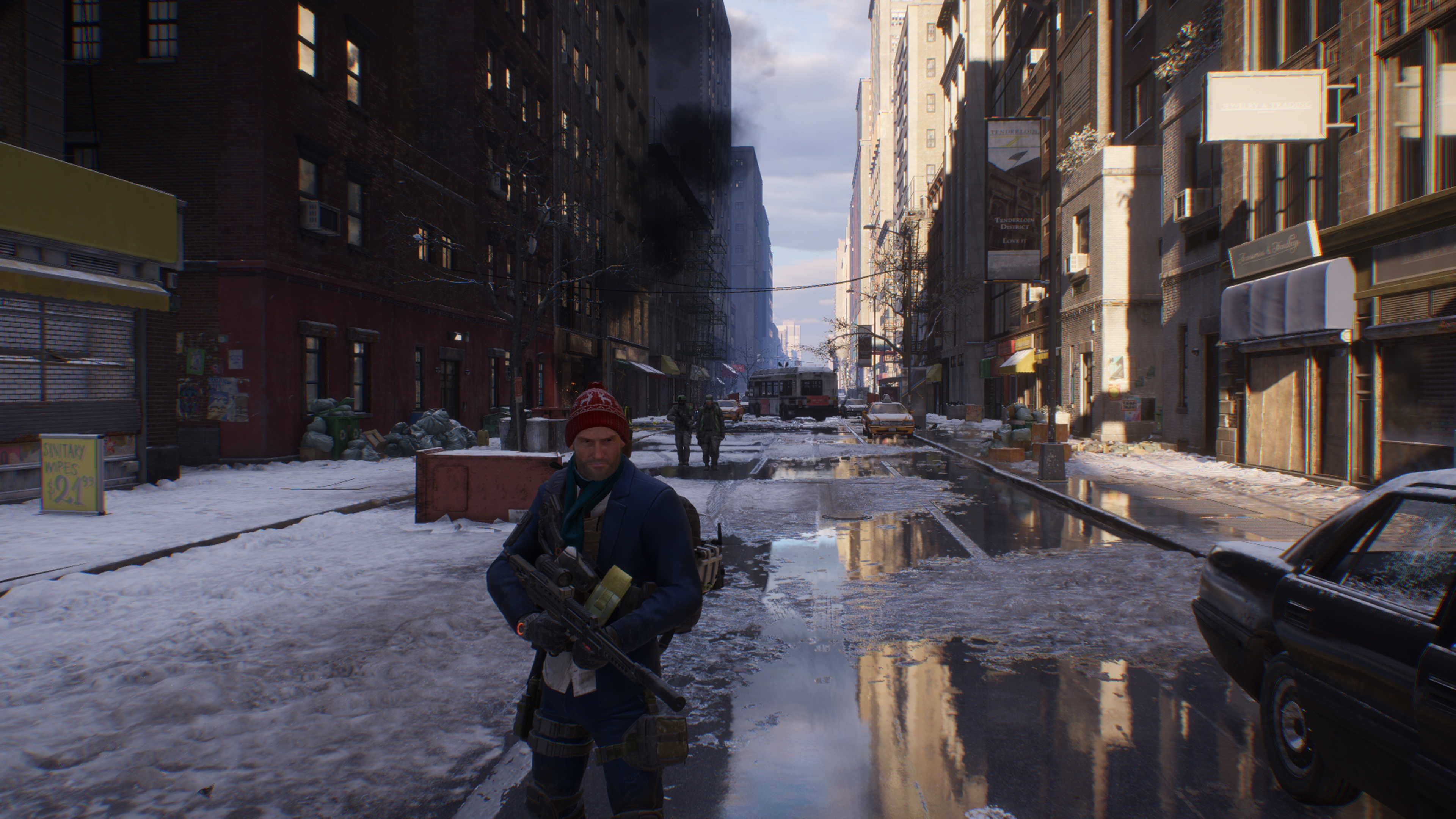 Tom Clancy's The Division Nvidia GeForce RTX 2080 - Tom Clancy's The Division