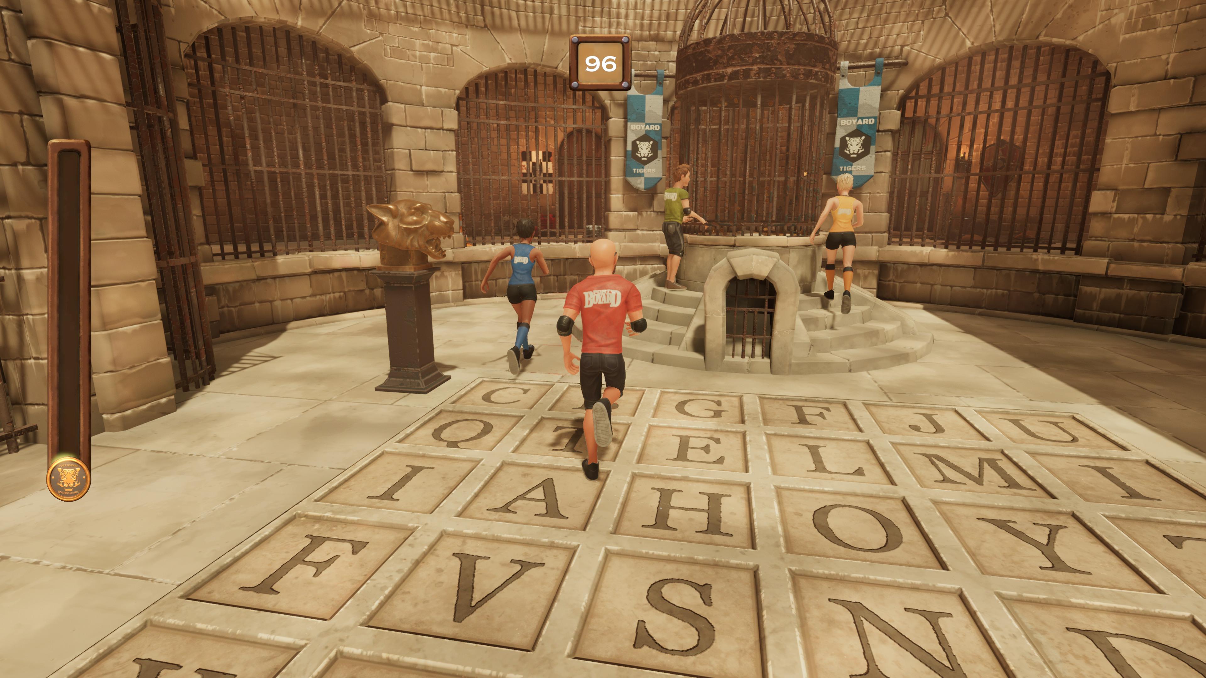 Геймплей - Fort Boyard: The Game