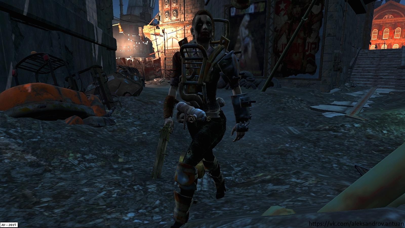 """Из серии """"Рейдеры Содружества"""". - Fallout 4 рейдер"""