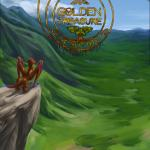 Golden Treasure: The Great Green Обложка