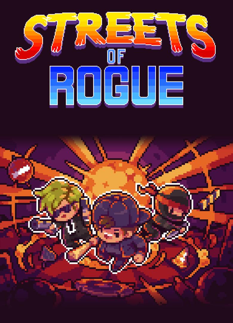 Обложка - Streets of Rogue