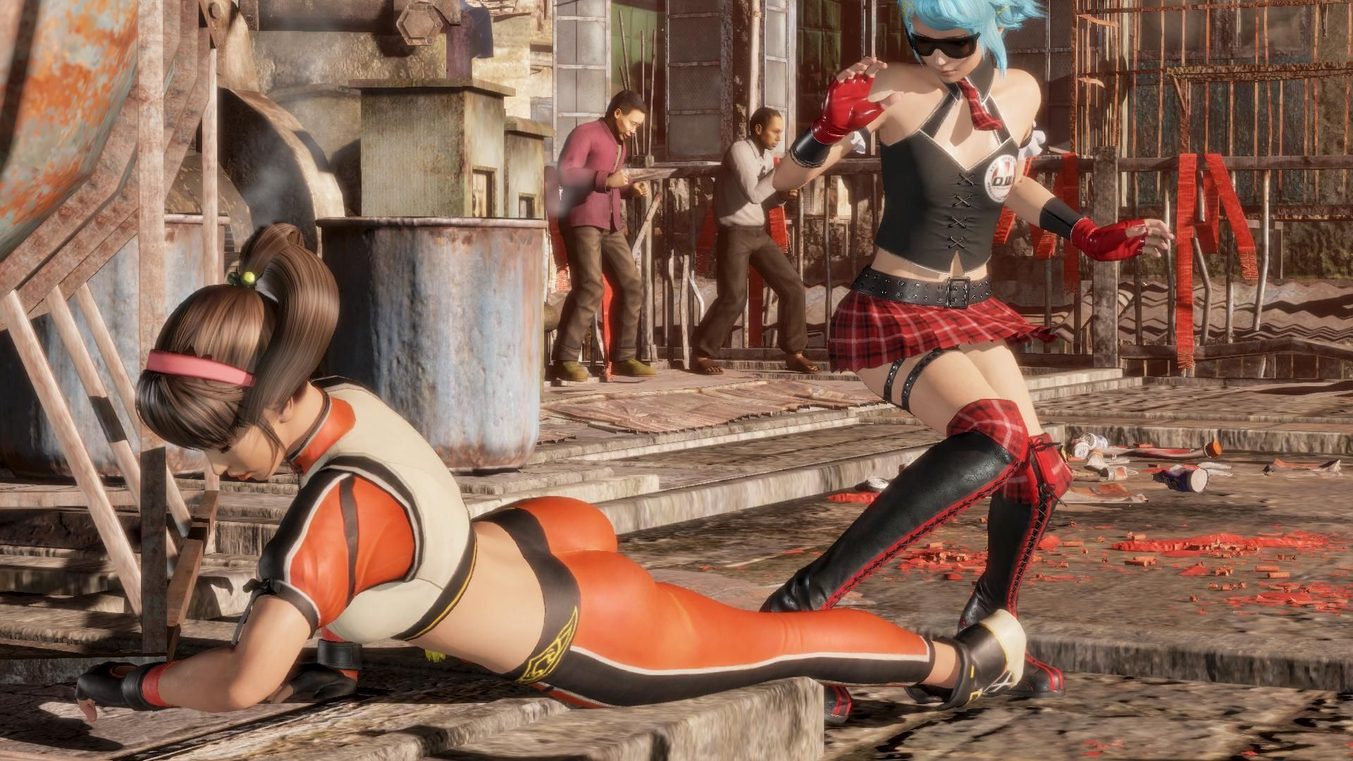 More Leifang - Dead or Alive 6