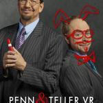 Penn & Teller VR: F U, U, U, & U Обложка