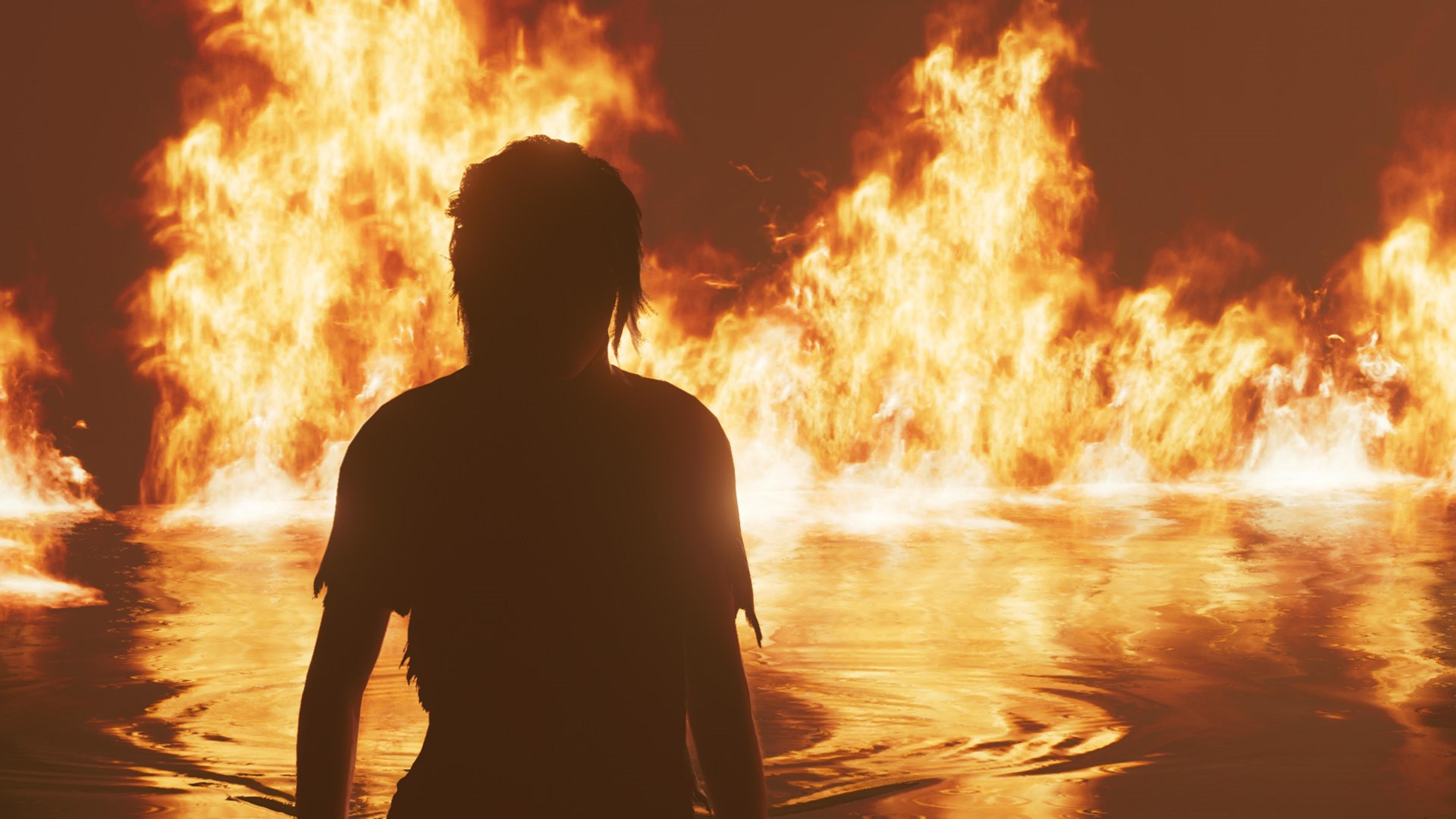 Shadow of the Tomb Raider скриншот с GeForce RTX 2080 - Shadow of the Tomb Raider