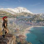Assassin's Creed: Odyssey Голубая вода, красивая вода