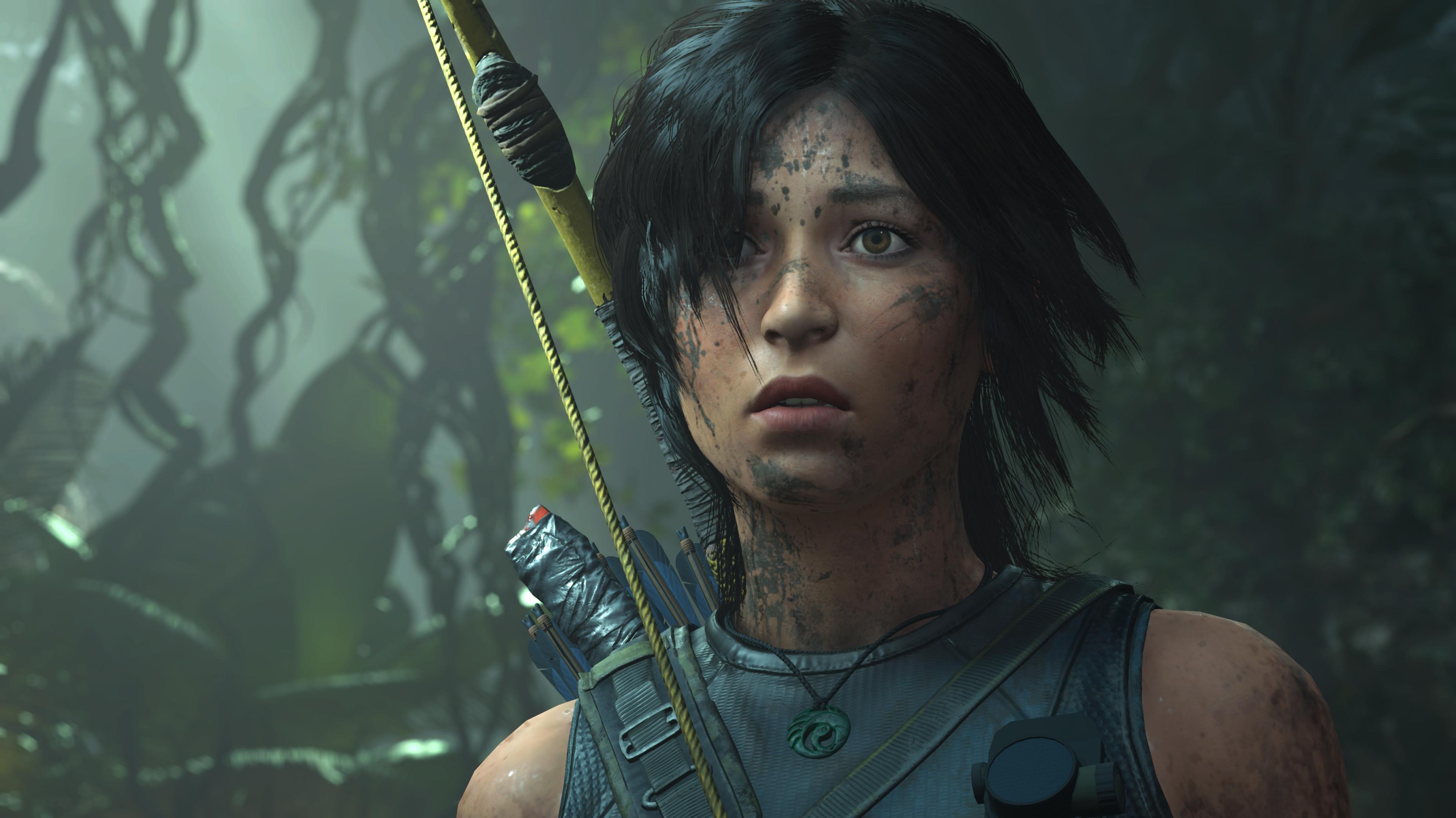 Shadow of the Tomb Raider скриншот с Xbox One X - Shadow of the Tomb Raider