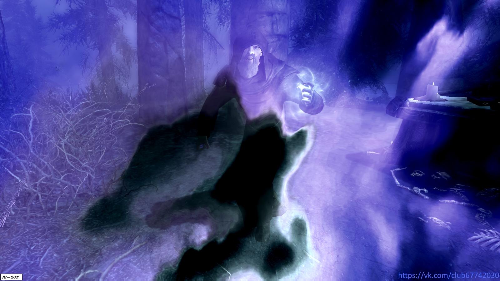 """Из серии """"Колдуны Скайрима"""". - Elder Scrolls 5: Skyrim, the"""