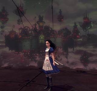 Галерея игры Alice: Madness Returns