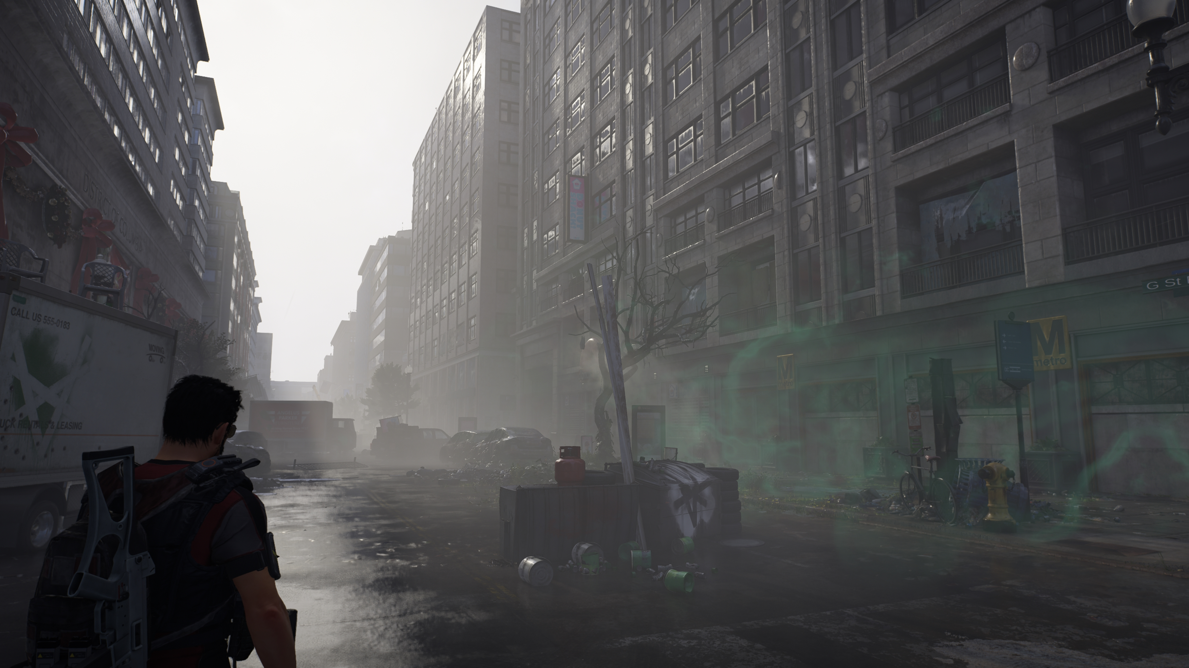 Tom Clancy's The Division 2 скриншот с Nvidia GeForce RTX 2080 - Tom Clancy's The Division 2