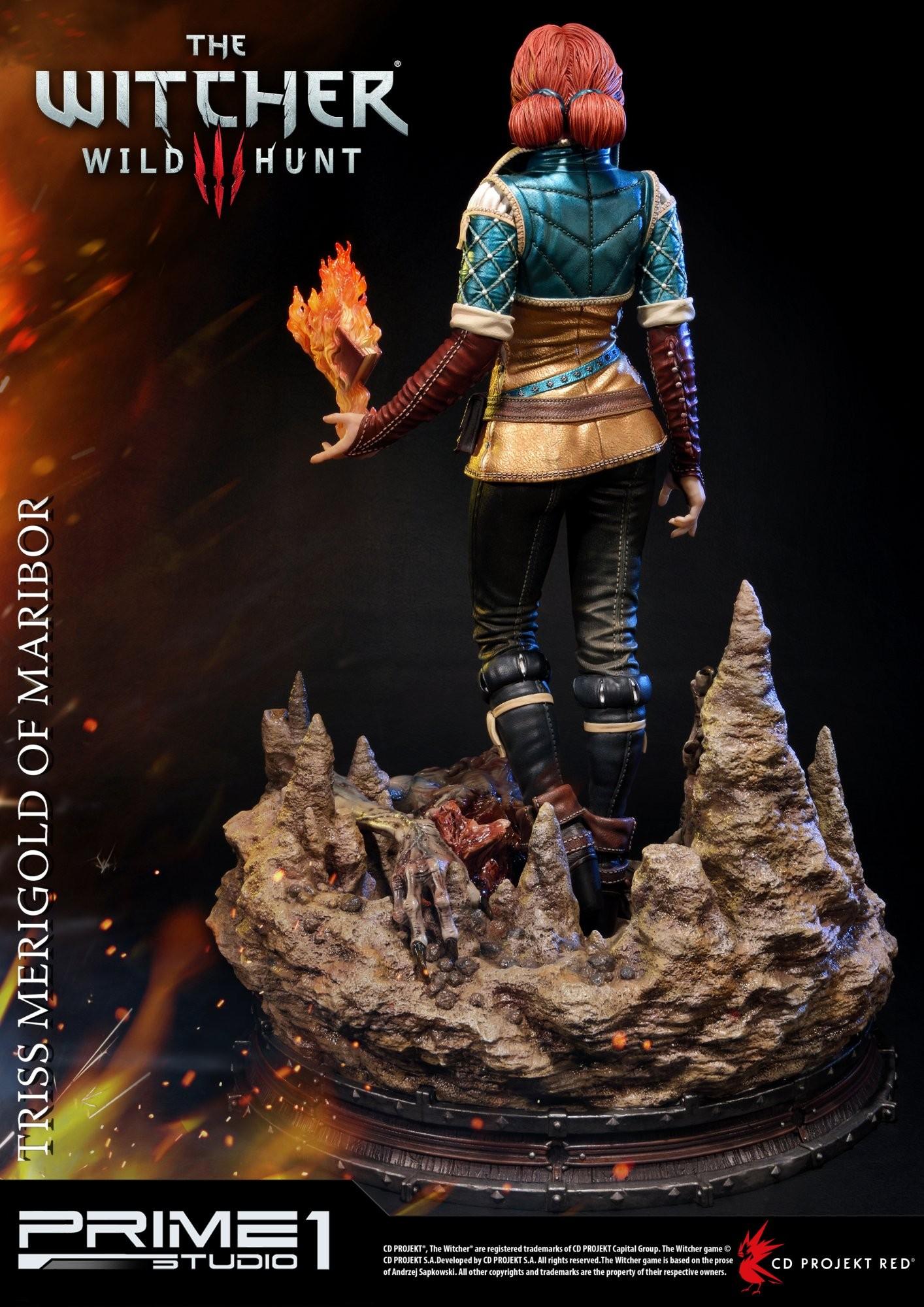 Очень крутые фото и фигурки Геральта и компании - Witcher 3: Wild Hunt, the коллекционная фигурка