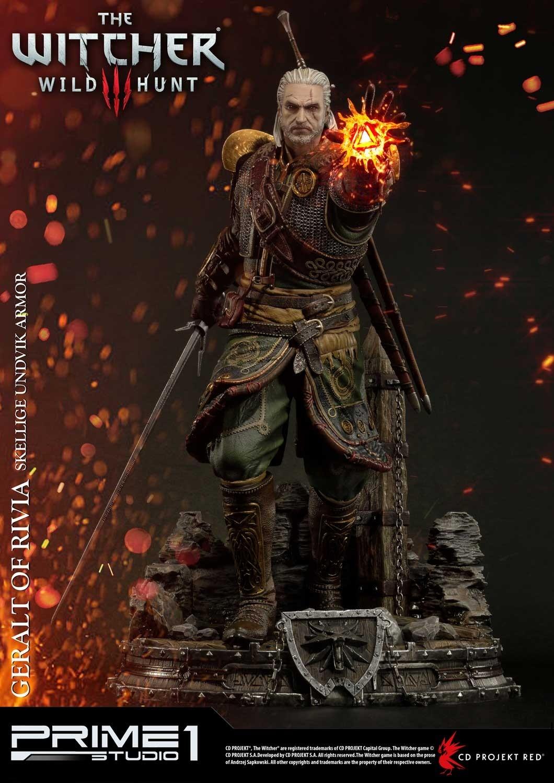 Очень крутые фото и фигурки Геральта и компании - The Witcher 3: Wild Hunt