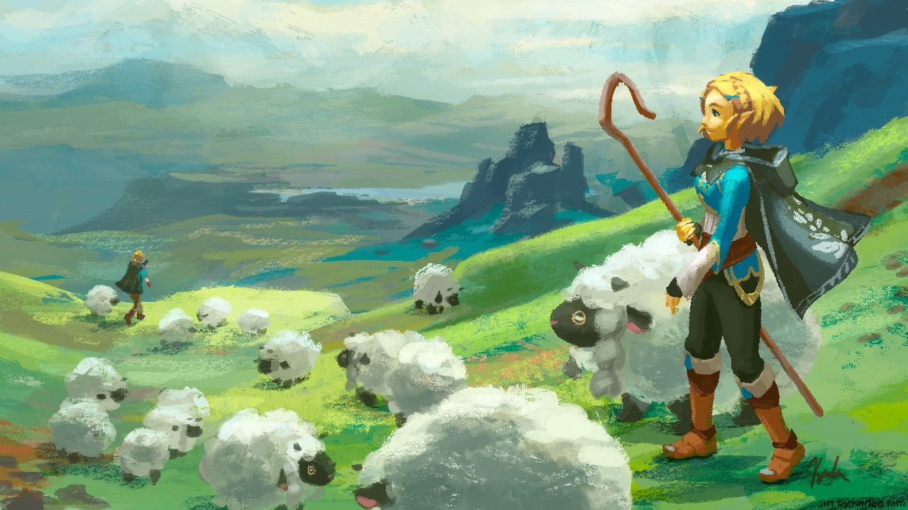 8cde2rxs-08.jpg - Legend of Zelda: Breath of the Wild, the