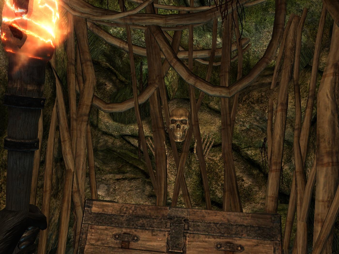 Сундук мертвеца - Elder Scrolls 5: Skyrim, the