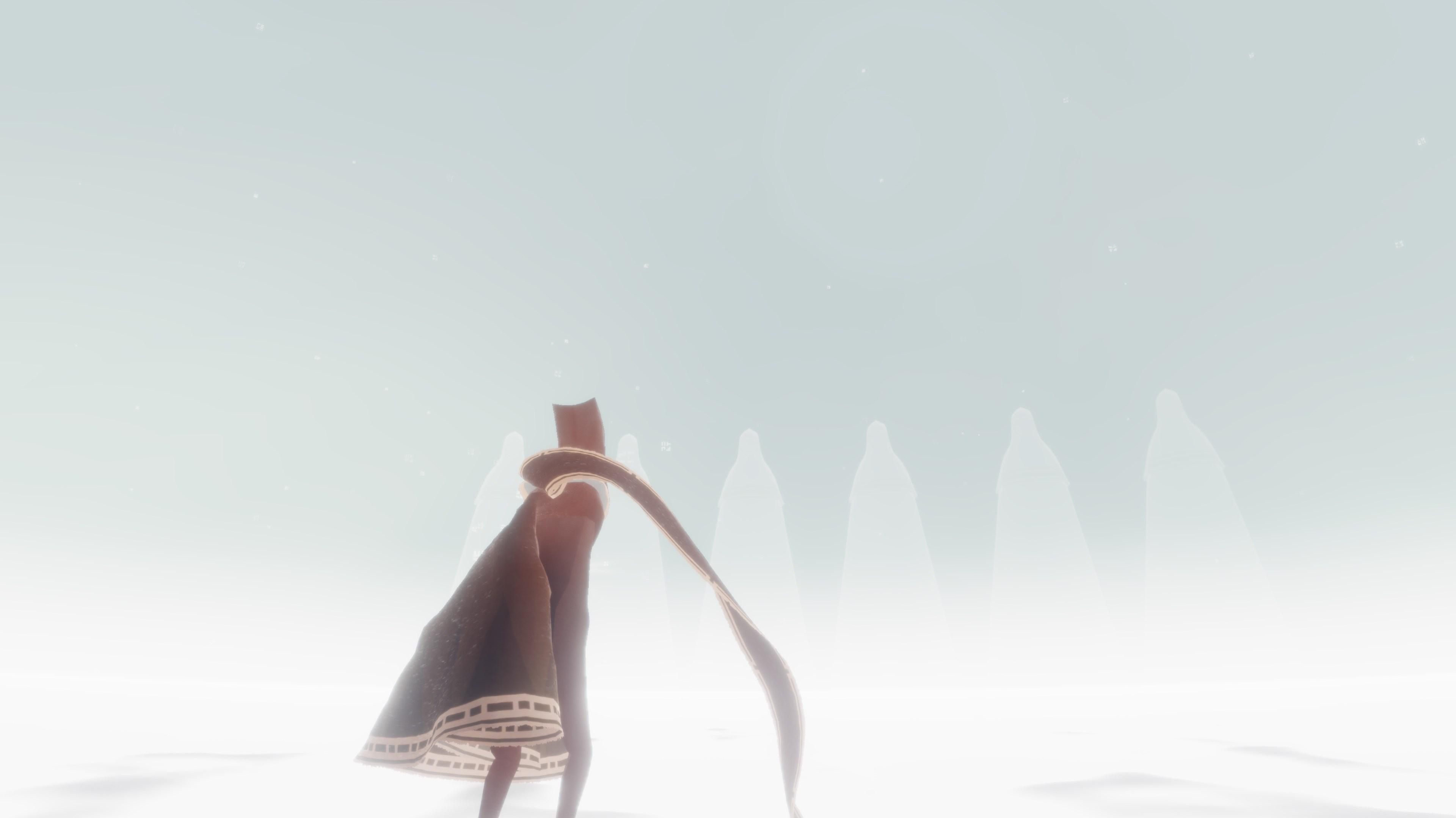 Максимальные настройки графики - Journey 4K