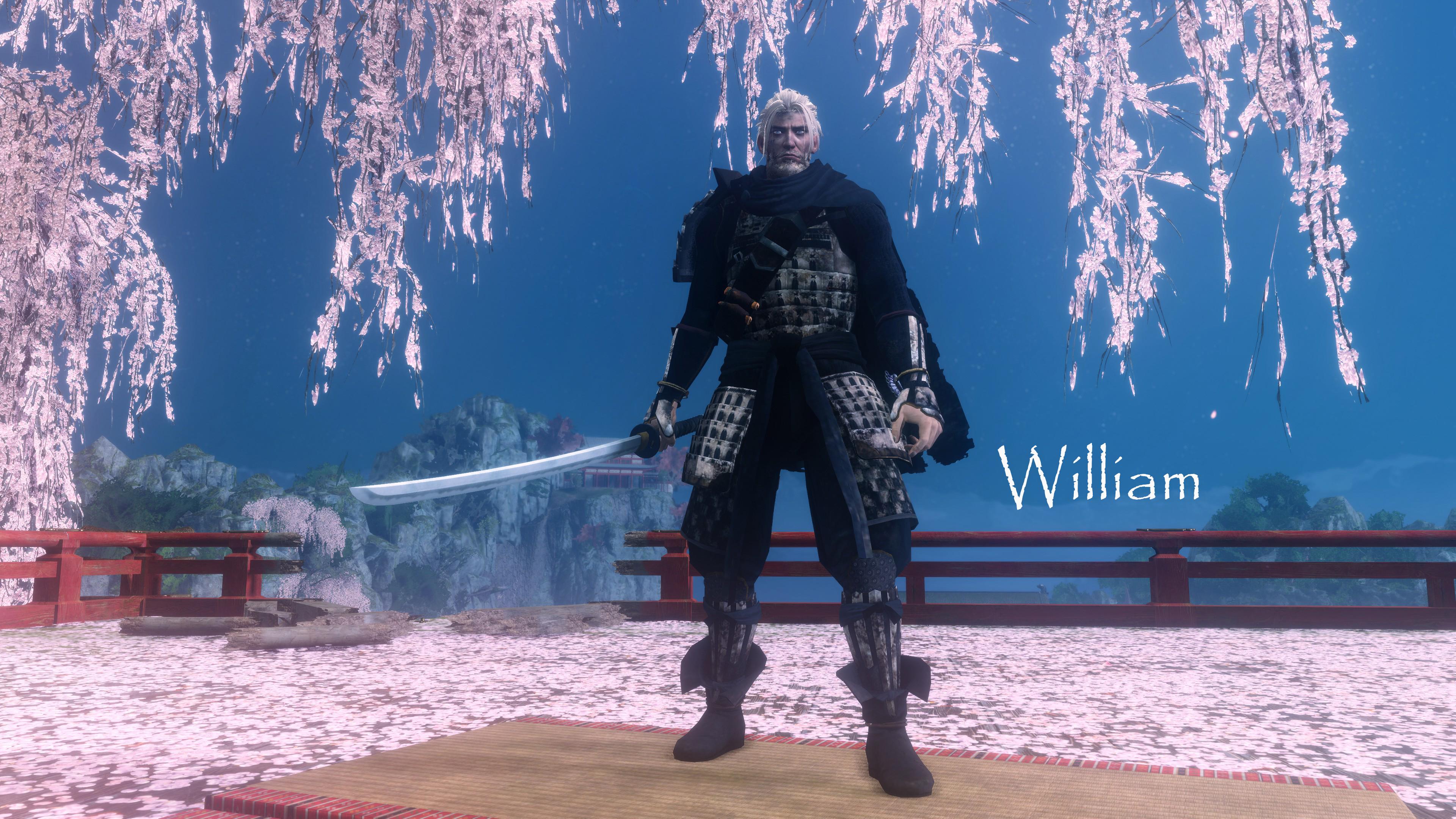 Уильям - Sekiro: Shadows Die Twice