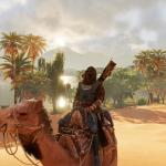Assassin's Creed: Origins Assassin's Creed: Origins криншот с GeForce RTX 2080