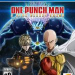 One Punch Man: A Hero Nobody Knows Бокс-арт (PS4)