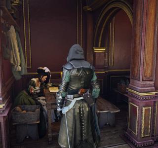 Галерея игры Assassin's Creed: Unity