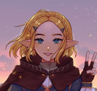 Галерея игры Legend of Zelda: Breath of the Wild, the