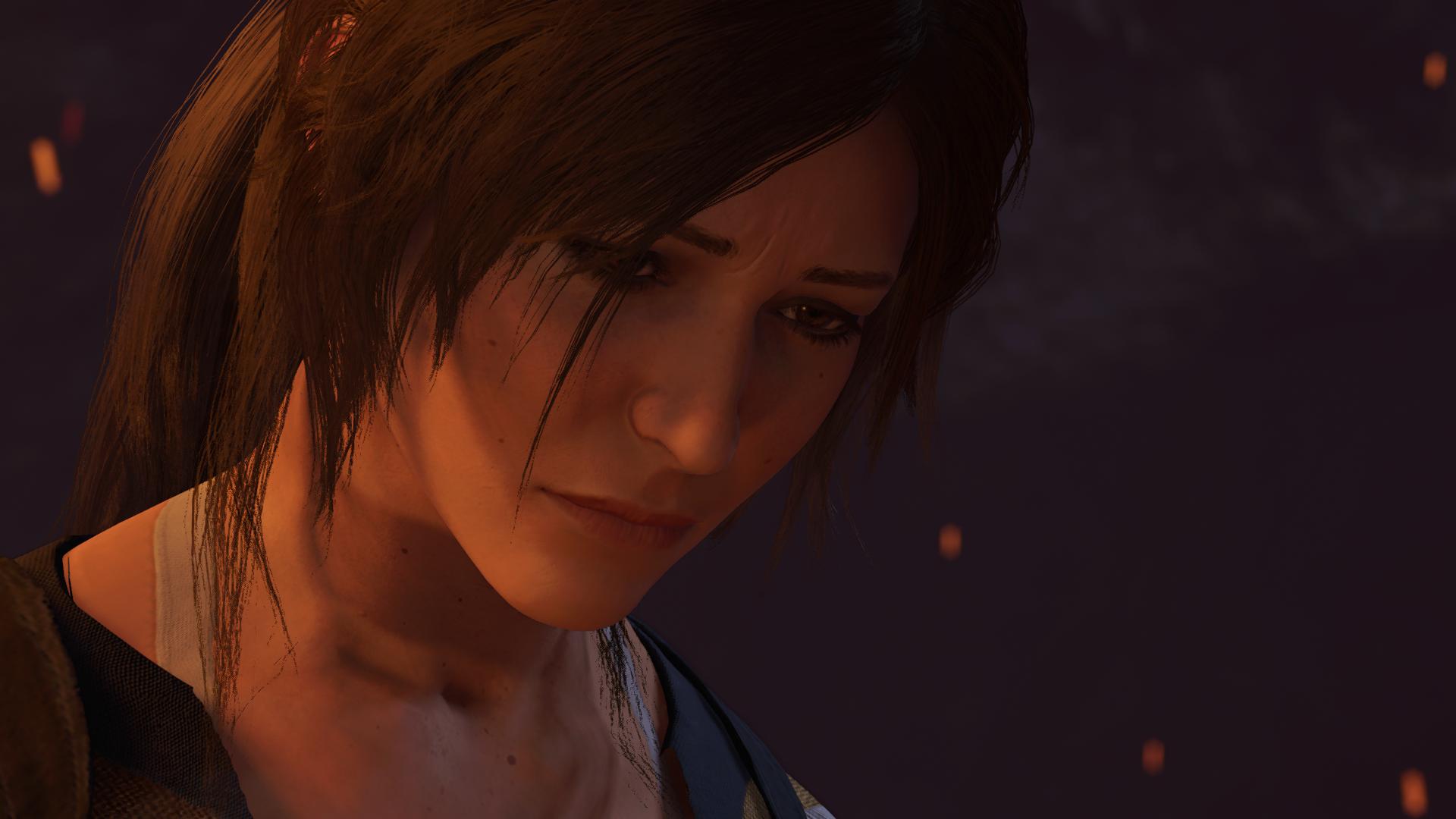 Прощальные скрины прохождения с нуд-модом - Shadow of the Tomb Raider