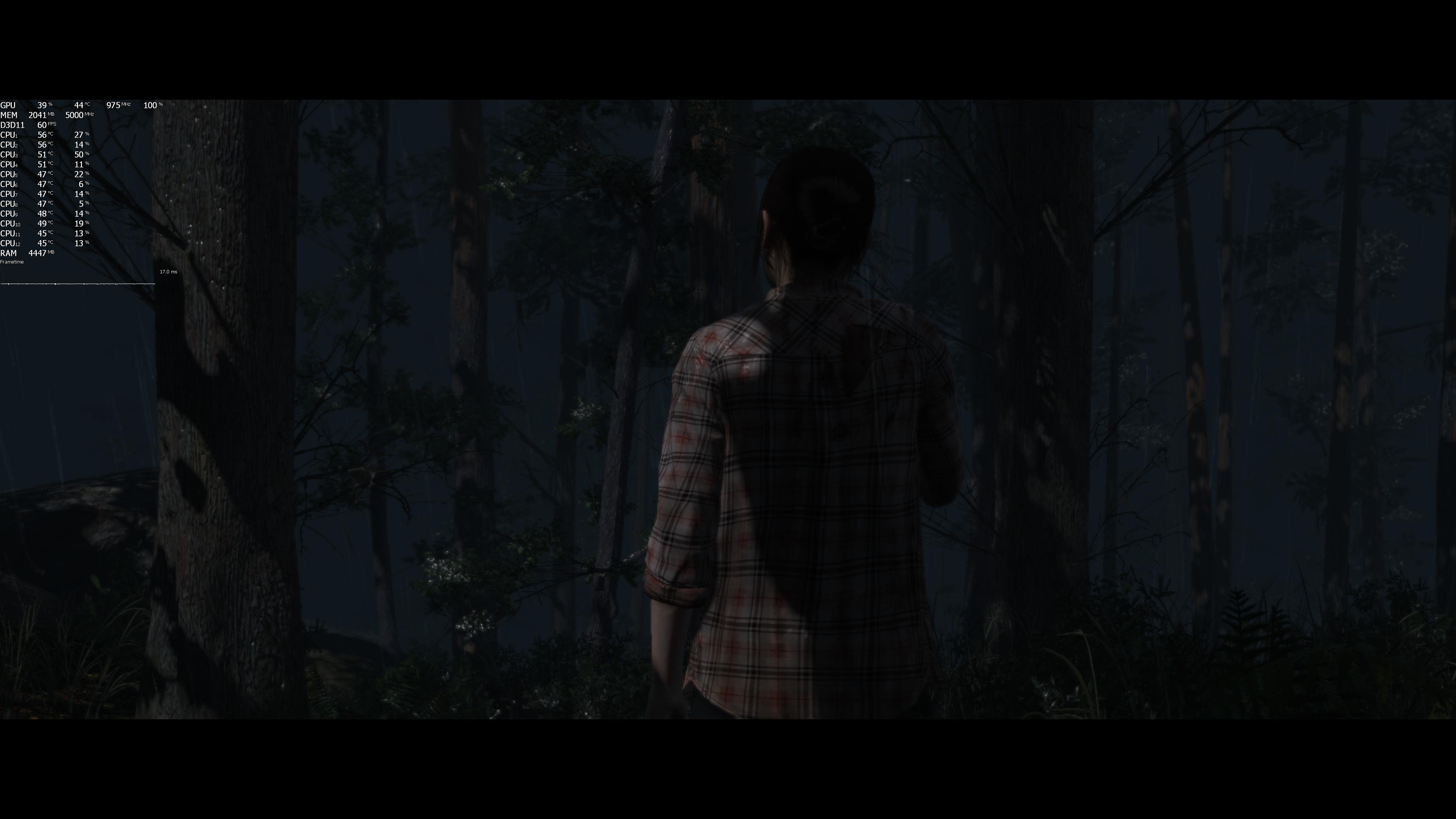 Максимальные настройки графики - Beyond: Two Souls 4K