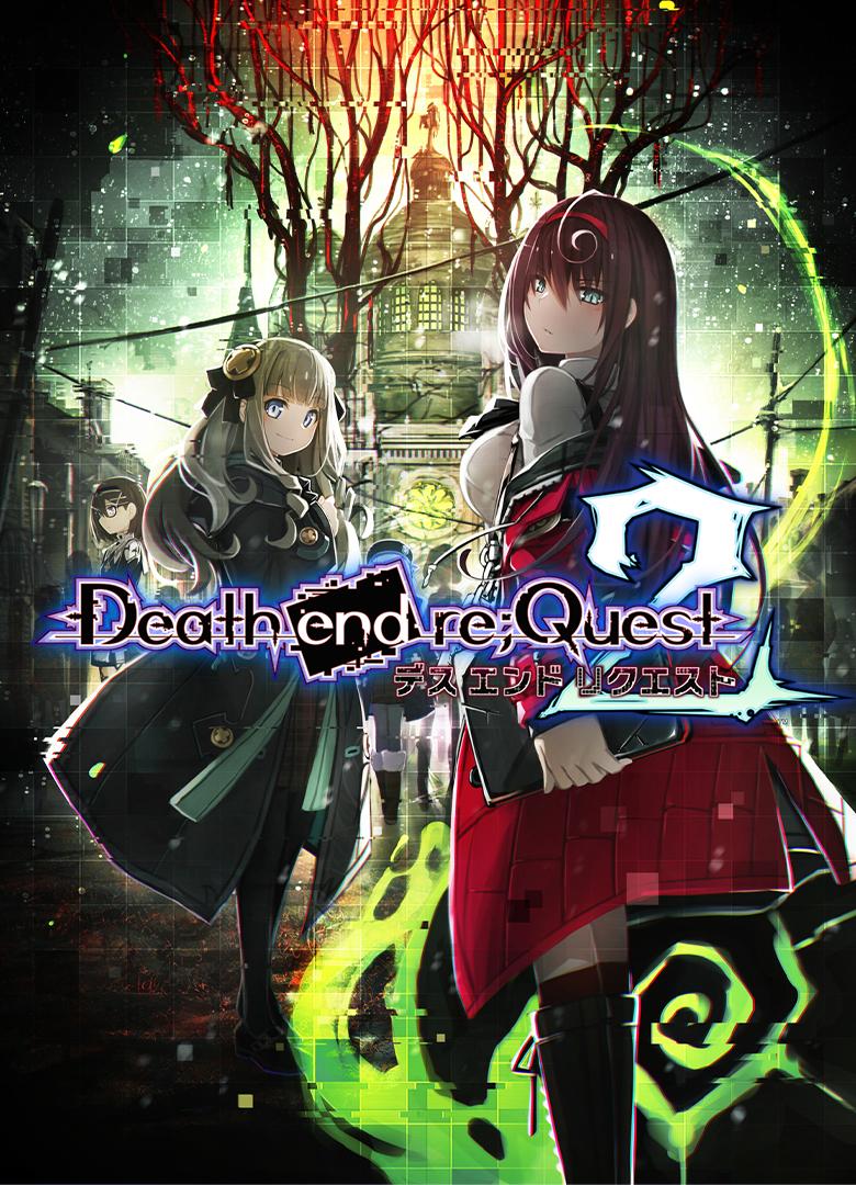 Обложка - Death end re;Quest 2
