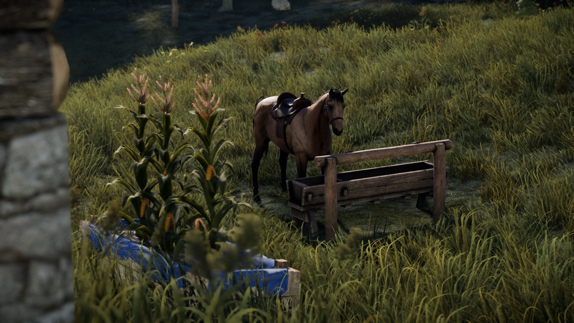 Лошадь - Rust