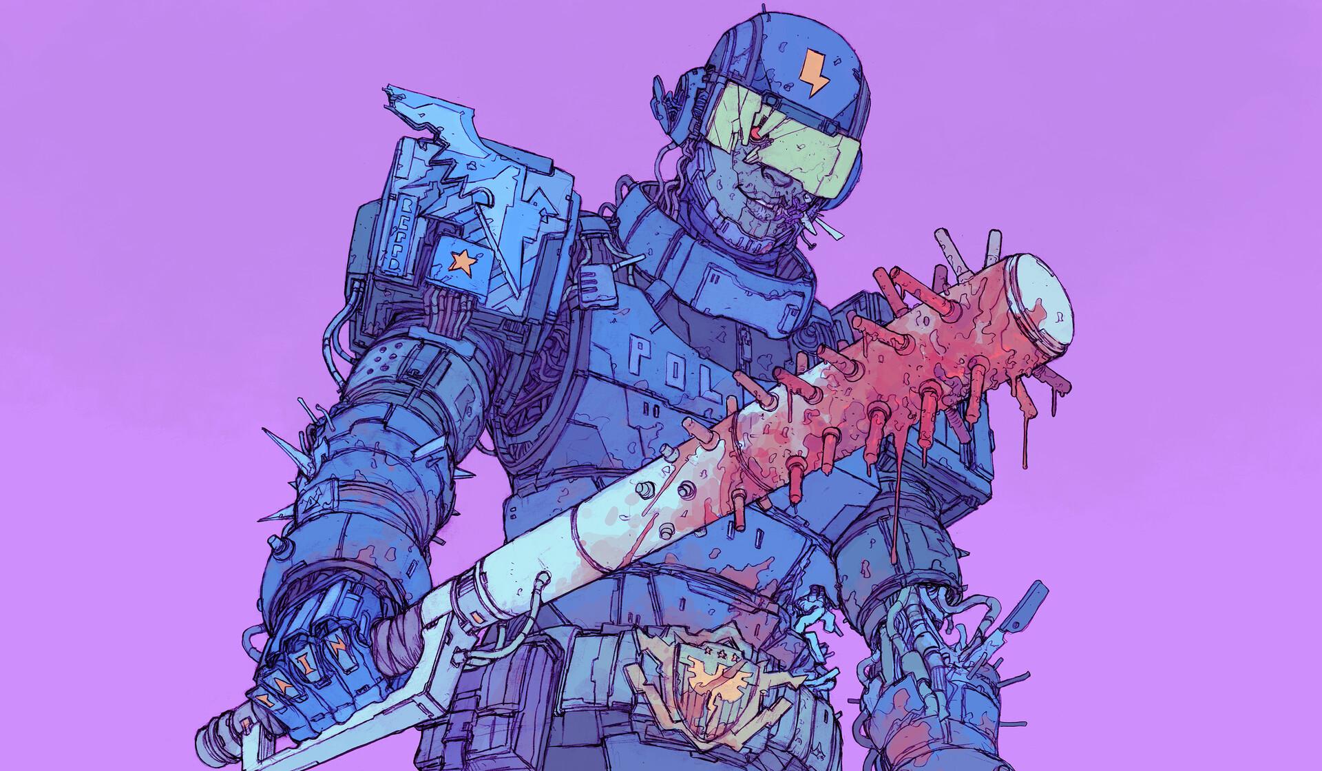 death-burger-zombie-pain-v13.jpg - Cyberpunk 2077