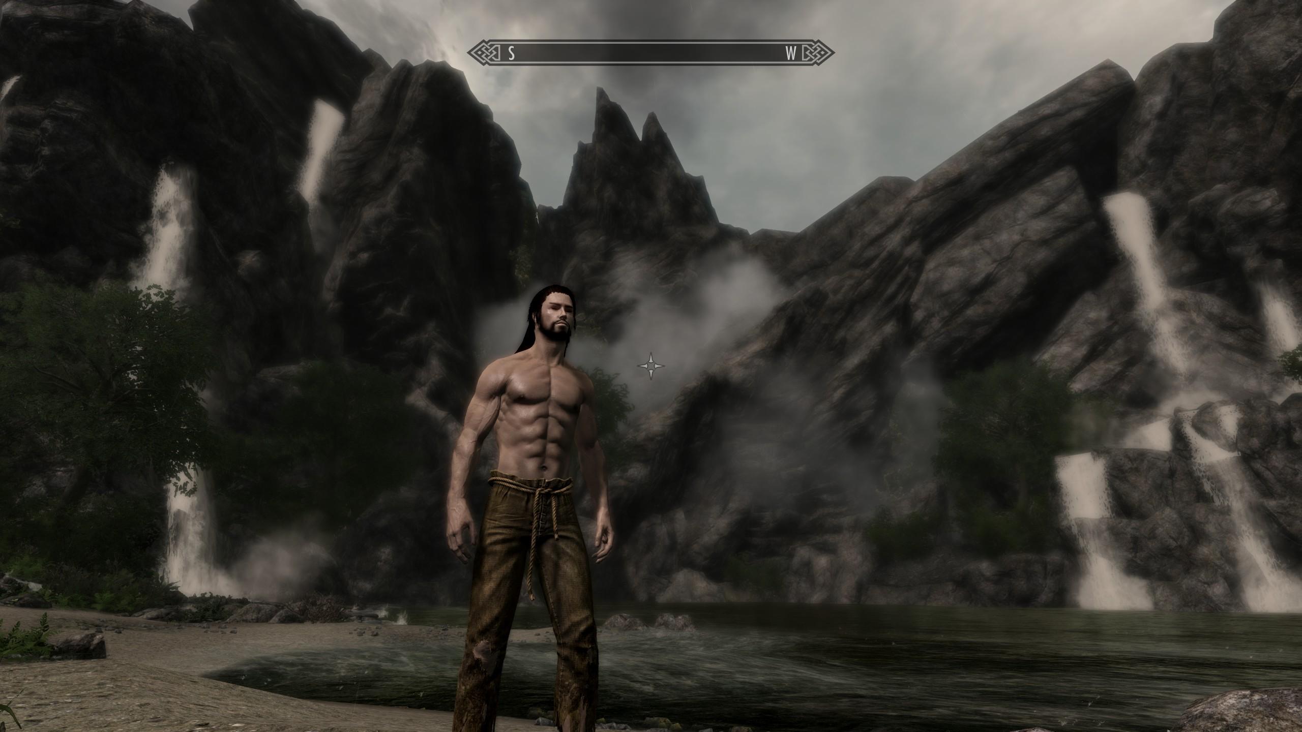Начало пути, а уже пафос. - Elder Scrolls 5: Skyrim, the