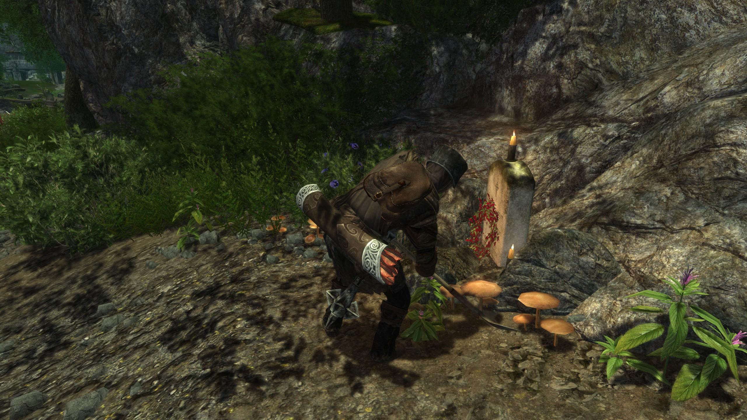 """Я просто хочу перк """"Гробокопатель"""". - Elder Scrolls 5: Skyrim, the"""