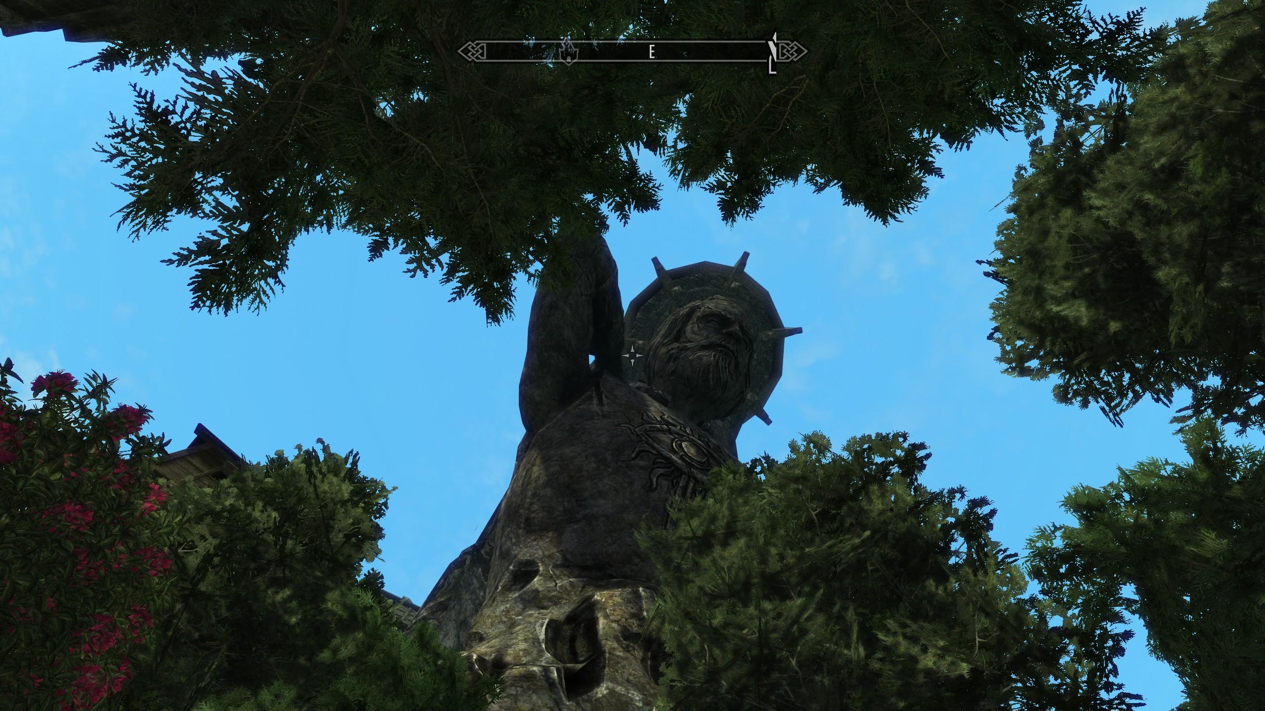 Я слежу за вами, ничтожества. - Elder Scrolls 5: Skyrim, the