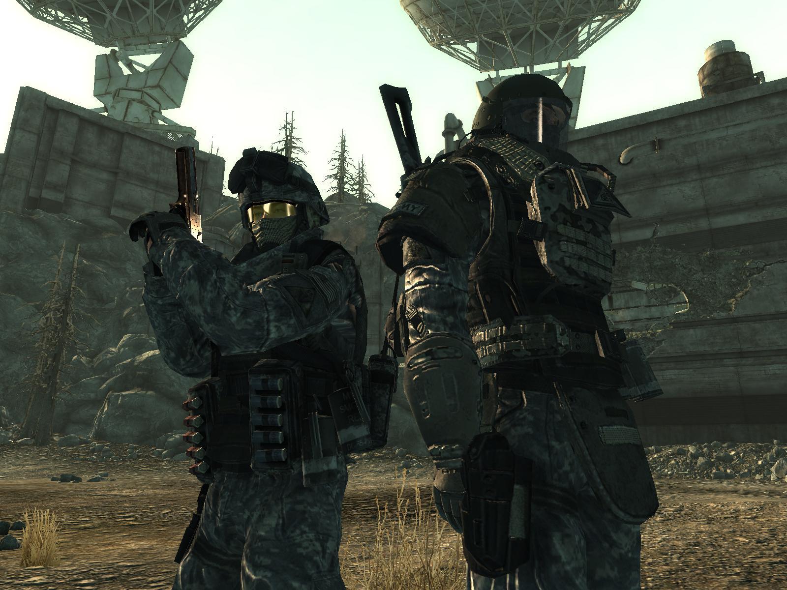 Hero - Fallout 3 Мод