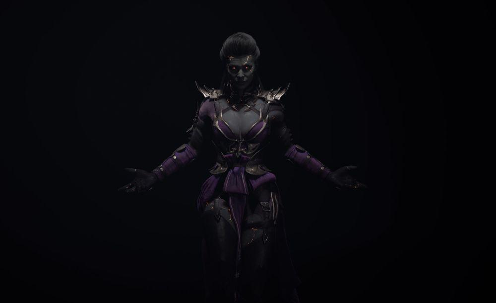 Синдел - Mortal Kombat 11