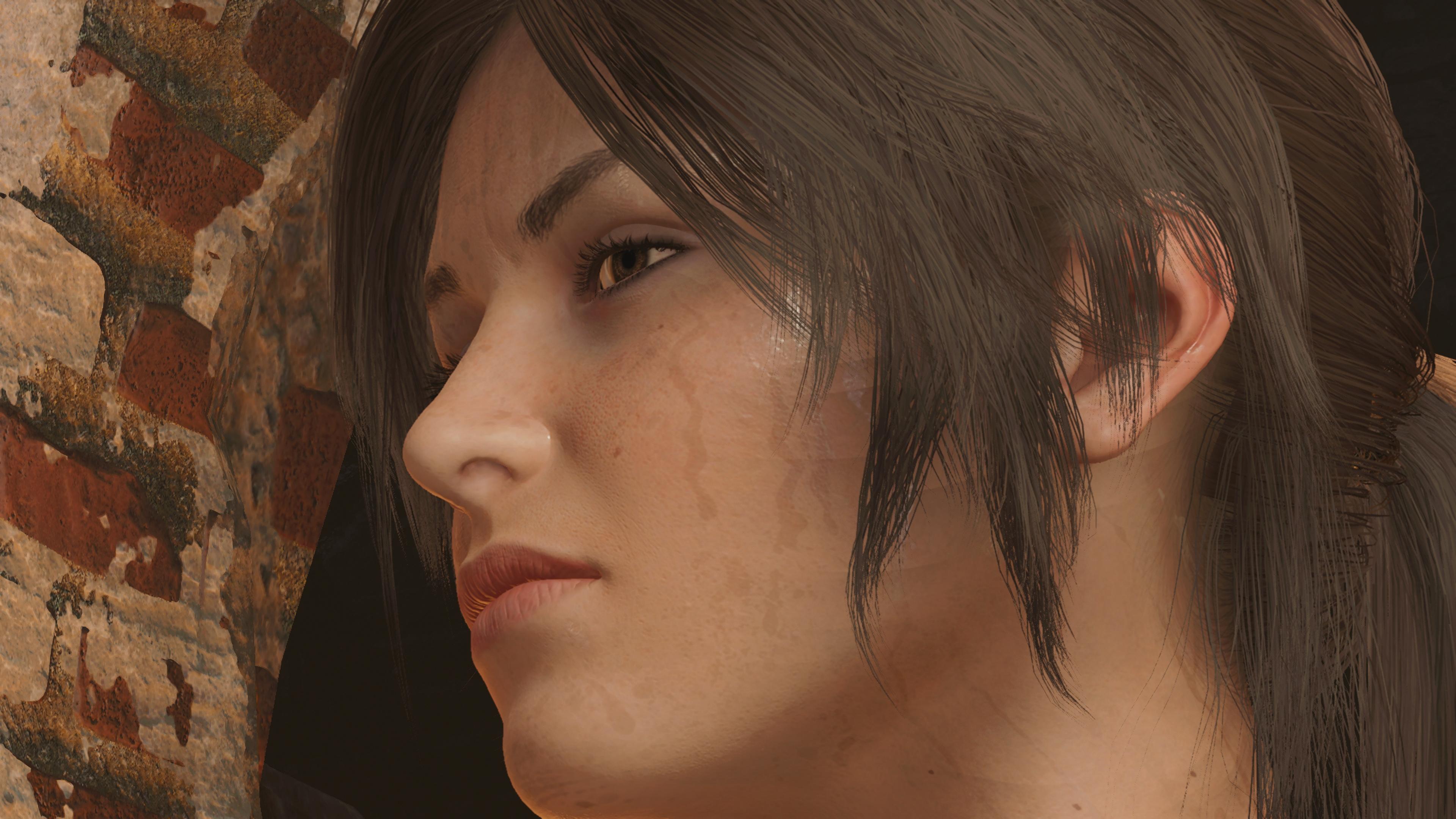 Shadow of the Tomb Raider скриншот с GeForce RTX 2080 - Shadow of the Tomb Raider Лара Крофт