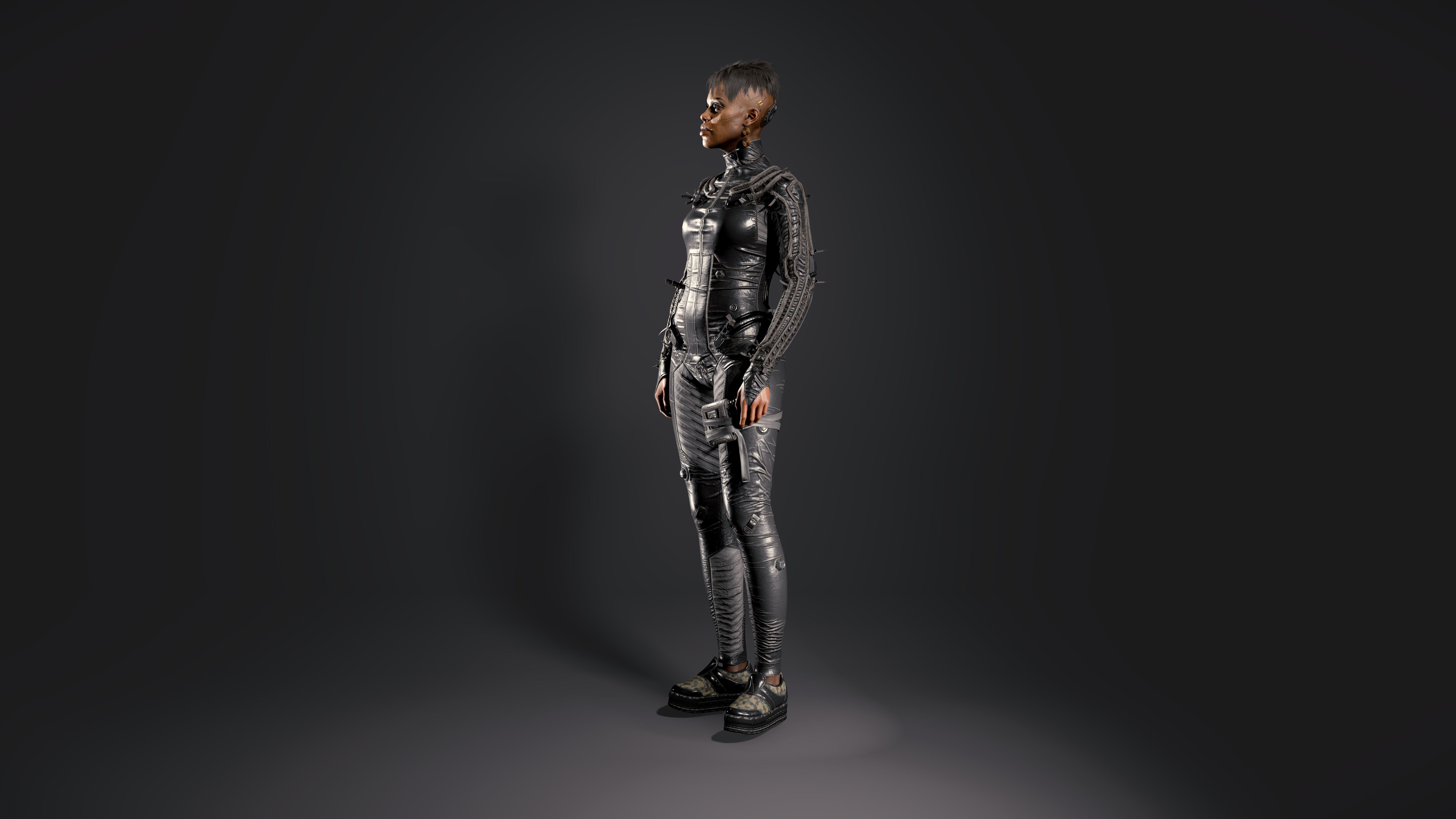 Брижитт - Cyberpunk 2077