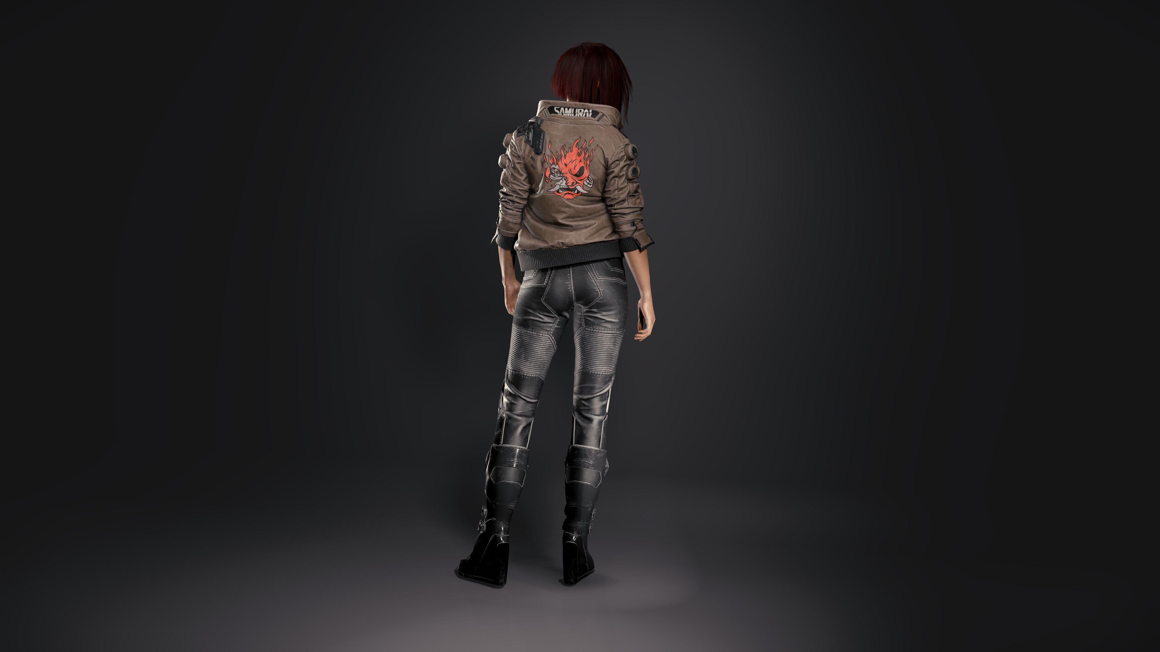 Рендер - Cyberpunk 2077