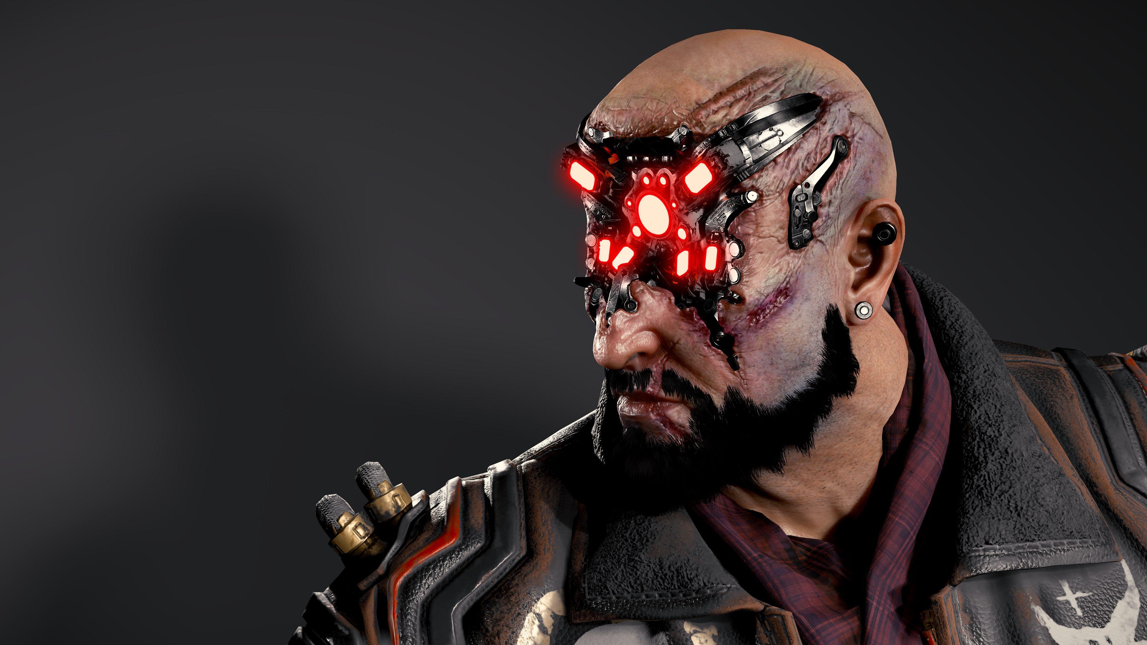 Ройс - Cyberpunk 2077