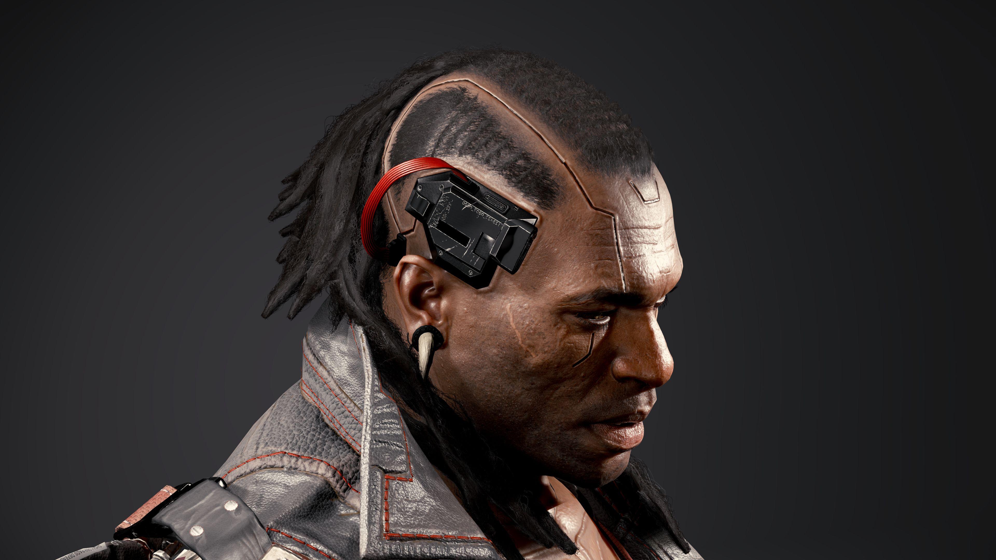Плацид - Cyberpunk 2077