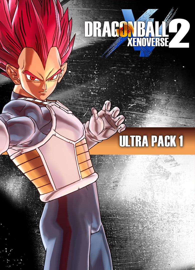 Обложка - Dragon Ball Xenoverse 2