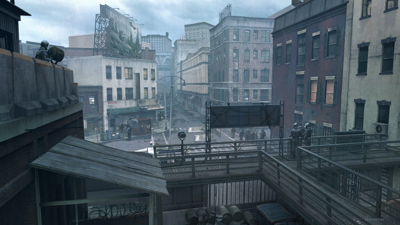 gallery1_psarc mil-city-checkpoint.jpg - Last of Us, the