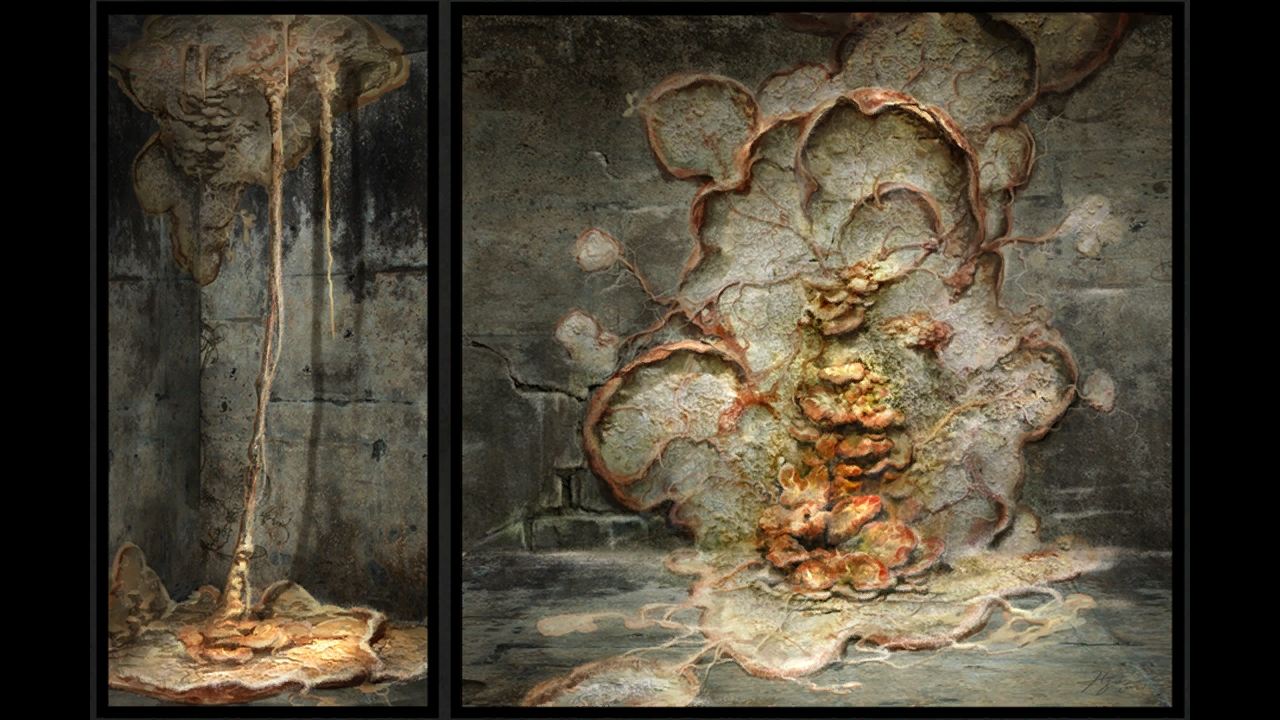 gallery1_psarc room2.jpg - Last of Us, the концепт-арт