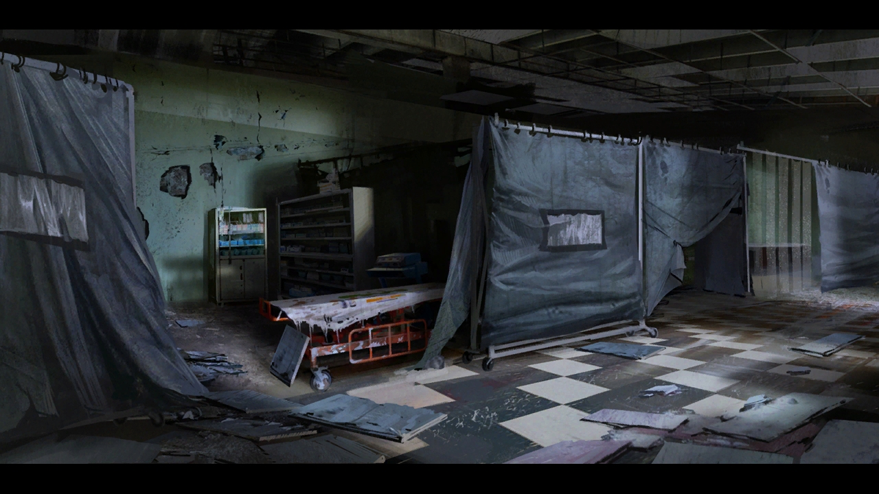 gallery1_psarc Science Lab interior 1.jpg - Last of Us, the Арт